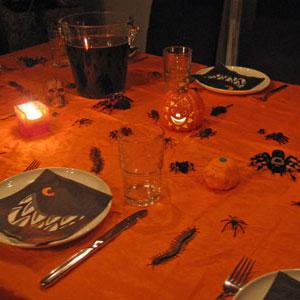 Halloweendekoration Schaurige Deko Zu Halloween