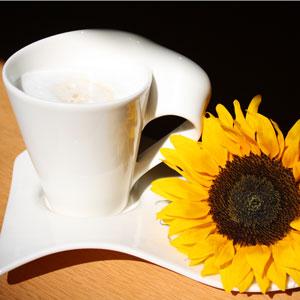 sommerdeko f r heisse tage mit sonnenblumen allium oder maritimen elementen. Black Bedroom Furniture Sets. Home Design Ideas