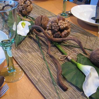 Wenn sie gäste zum essen einladen oder ein fest feiern möchten ist