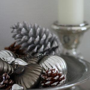 Weihnachtsdeko In Silber Und Weiß.Weihnachtsdeko Ideen Für Stimmungsvolle Weihnachtsdekoration 2017